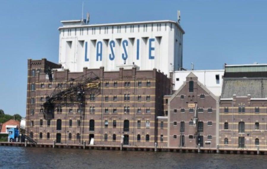Lassie Nederland: Beladingsbalg